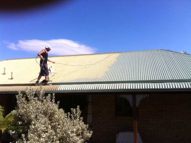 Roof Painting Hobart